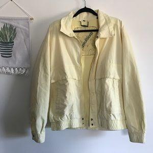 🍋Vintage Yellow Jacket